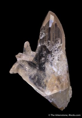 Cerussite (first oxide zone circa 1900) ex. Maucher