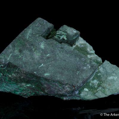 Malachite pseudo after Azurite