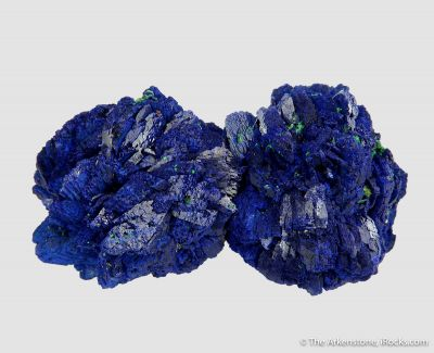 Azurite (floater)