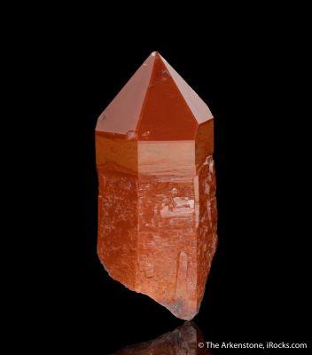 Hematite included Quartz