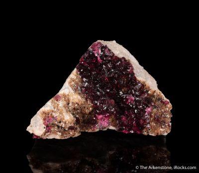 Wendwilsonite on Dolomite (co-type locality)