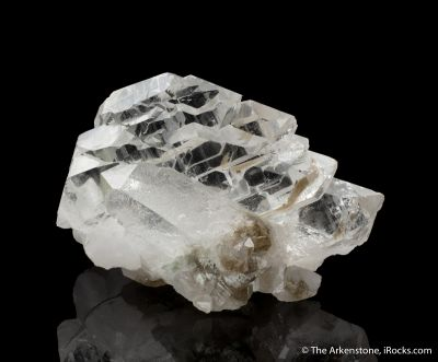 Quartz (Gwindel habit)