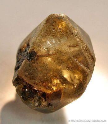 Yellow Diamond (42.2 Carats)