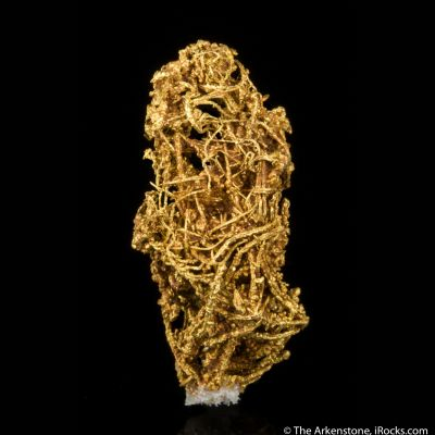 Gold (wire crystalline)
