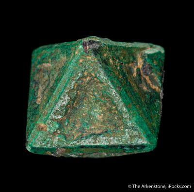 Malachite ps. after Cuprite