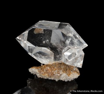 Quartz var. Herkimer Diamond