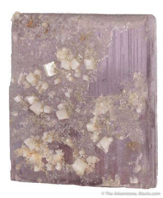 Anhydrite (Floater and Twinned)