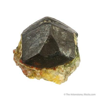 Mercurian Tetrahedrite (var. Schwazite)