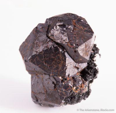 Cafarsite (type locality)