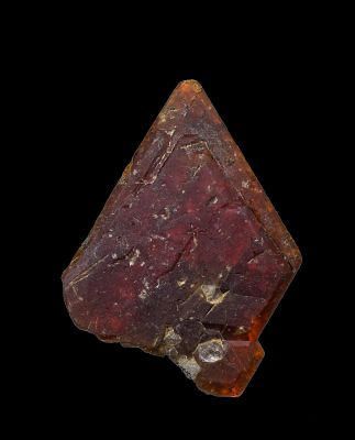 Bastnasite of unusual crystal form