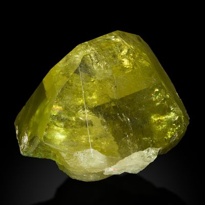 Brazilianite (type locality find circa 1940)