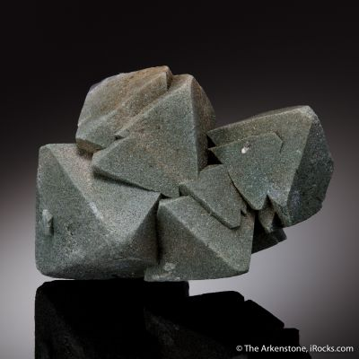 Fluorite included with Chlorite