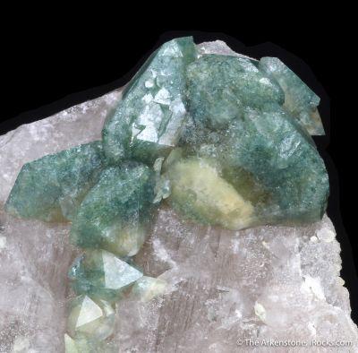 Hydroxylapatite on Quartz