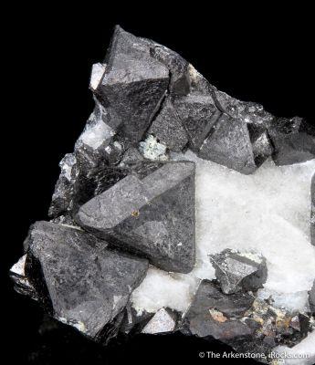 Magnetite (unusual locale)