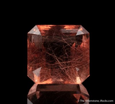Fluorite (cut gem)