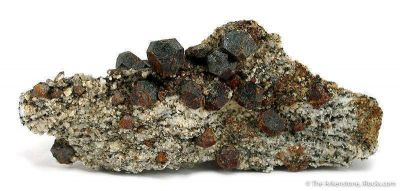 Cafarsite on Granite