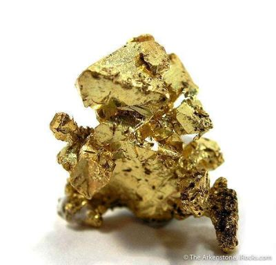 Gold (Sharp Octohedra)